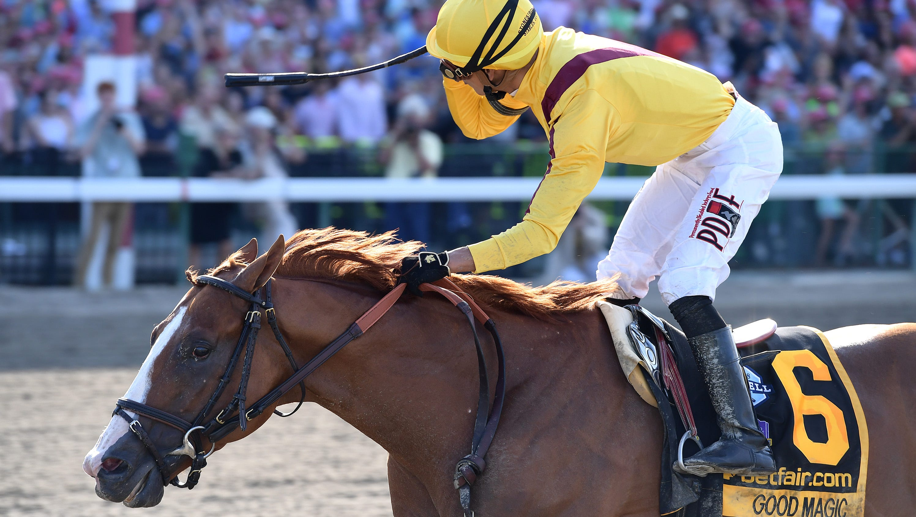 Haskell 2018 Good Magic Poised To Fill Post Justify Vacuum After Dominant Effort