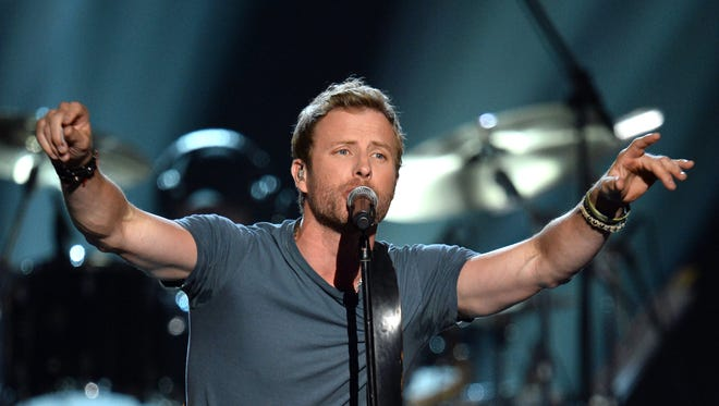 Dierks Bentley will perform at Montana State Fair this summer.