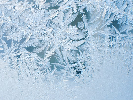 Weather freezing, frost, icy, frozen