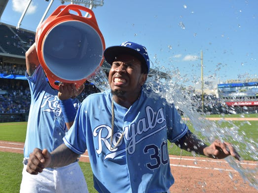 Yordano Ventura made 94 appearances in the majors from