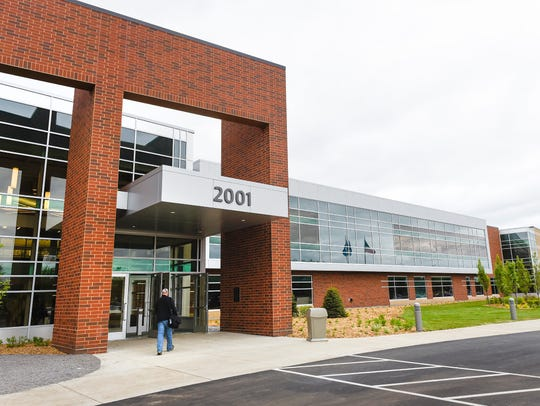 The new St. Cloud YMCA Community and Aquatic Center