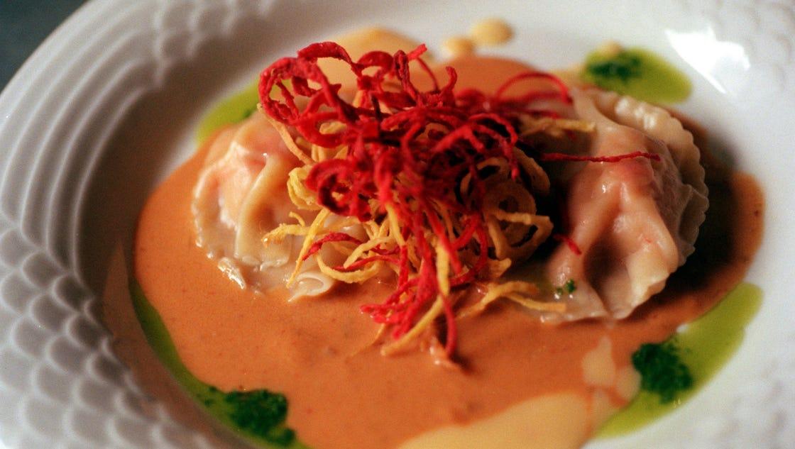 Test Kitchen recipe: Lobster Ravioli