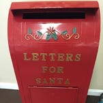 Berlin is participating in Letters For Santa this holiday season.