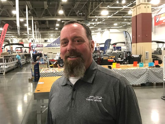 """Dan Myers of Dodge County is skeptical about the state and taxpayers' investment in the Foxconn project. """"It's going to end up being the tax burden from hell for us,"""" he said."""