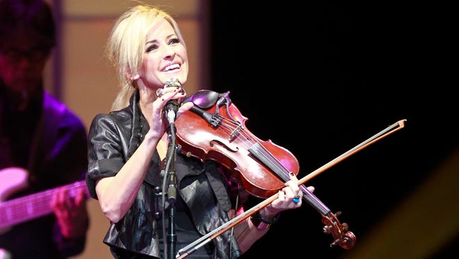 Martie Maguire of the Dixie Chicks