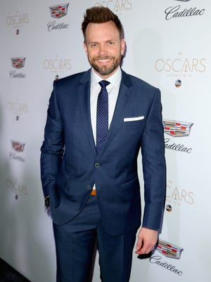 LOS ANGELES, CA - FEBRUARY 23:  Actor Joel McHale attends the Cadillac Oscar Week Celebration at Chateau Marmont on February 23, 2017 in Los Angeles, California.  (Photo by Joe Scarnici/Getty Images for Cadillac) ORG XMIT: 688329933 ORIG FILE ID: 644744418