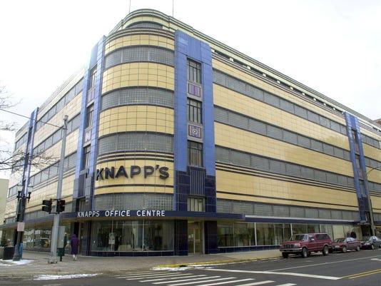Knapp Centre,2