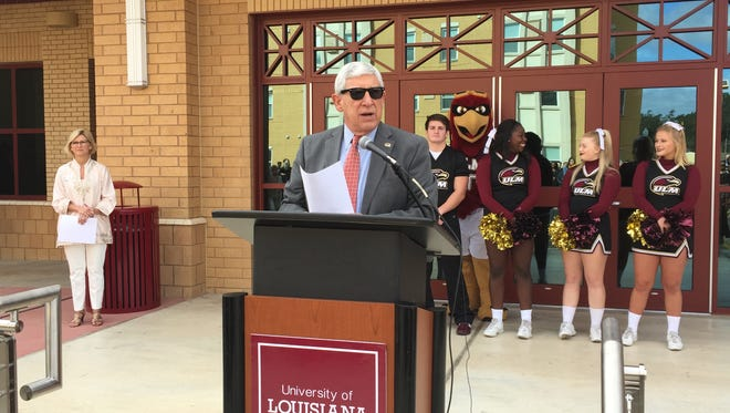 "Bruno and all presidents and chancellors of Sun Belt-member institutions were aware of UL Lafayette's preference to be called ""Louisiana"" before the conference finalized its media reference guide last week."