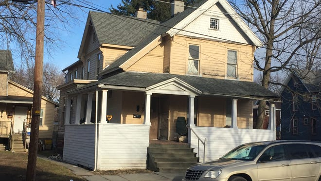A melee that reportedly involved a machete and a gun left several injuries at 197 Murray St. in Binghamton.