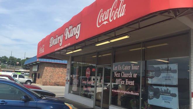 Dairy King on East Thompson Lane in Nashville, Tenn., June 1, 2017.