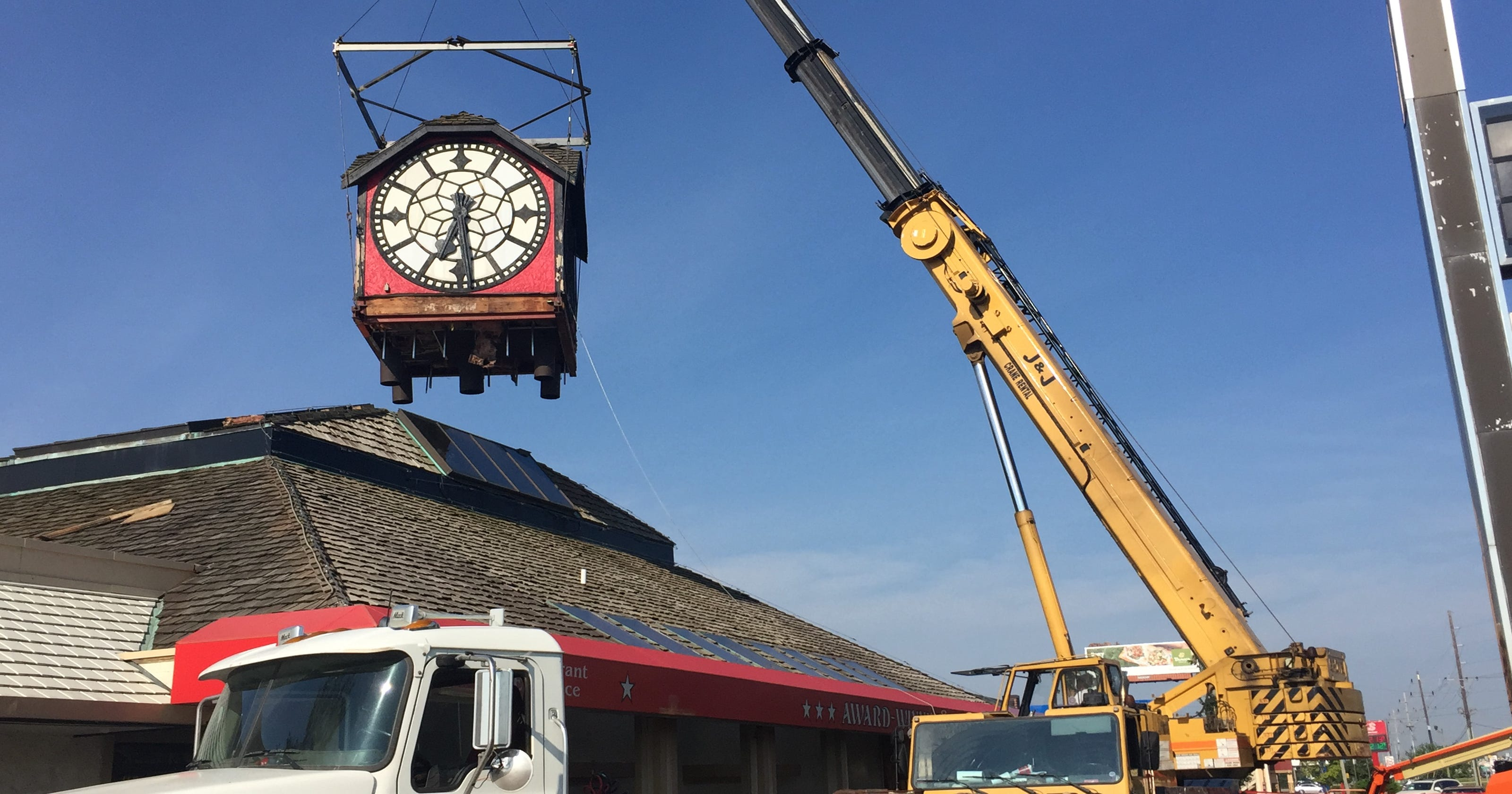 lafayette s iconic hour time clock getting a new home