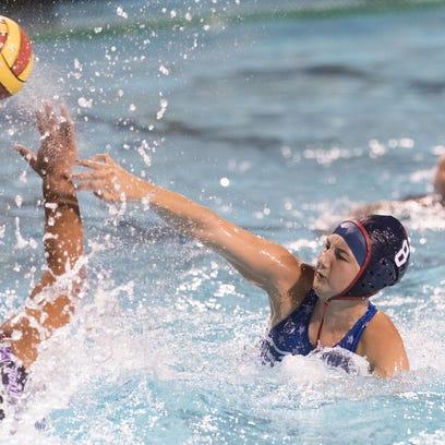 Water Polo: Mustangs knock off Hawks