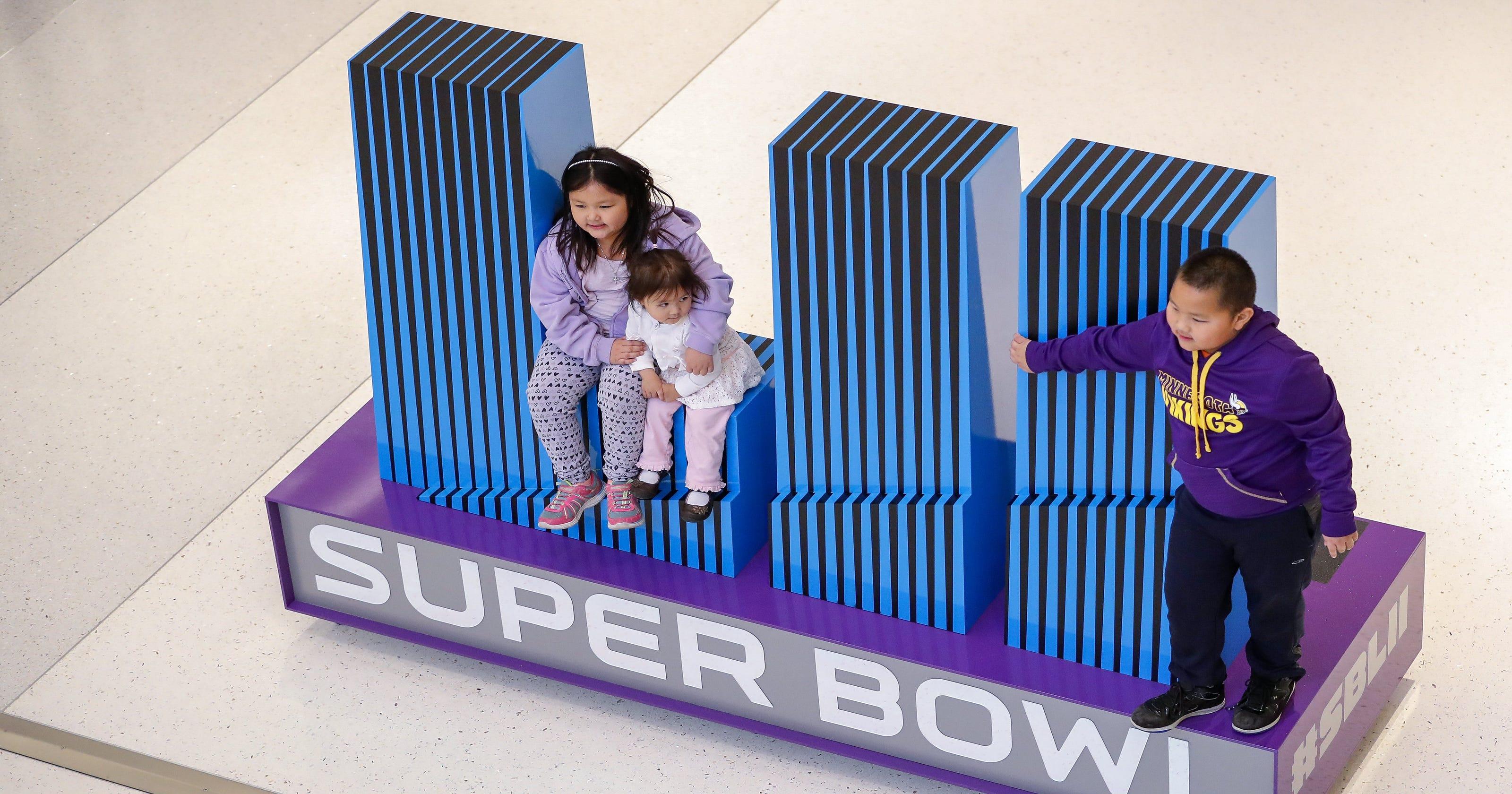 Roman numerals make for XL-sized headache at Super Bowl b08b76632