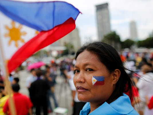 EPA PHILIPPINES SOUTH CHINA SEA DISPUTE POL CITIZENS INITIATIVE & RECALL PHL