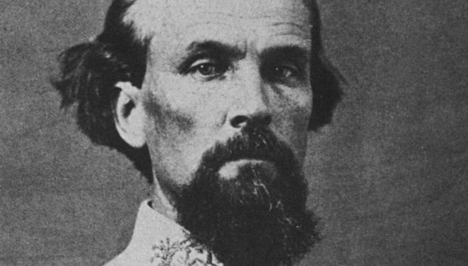 Forrest High School was named after Civil War Gen. Nathan Bedford Forrest.