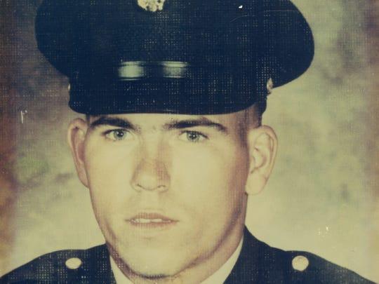 Army Sgt. John O. Bowman was killed May 6, 1969 while