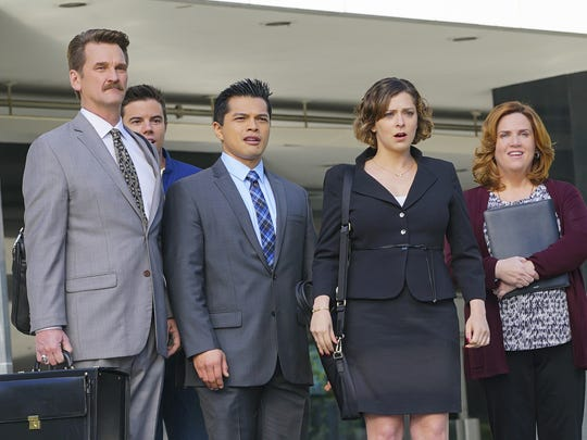The 'Crazy Ex-Girlfriend' stars are experienced theater actors.