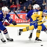 Red Wings' Kris Draper: On draft eligibles, the rebuild, Dylan Larkin