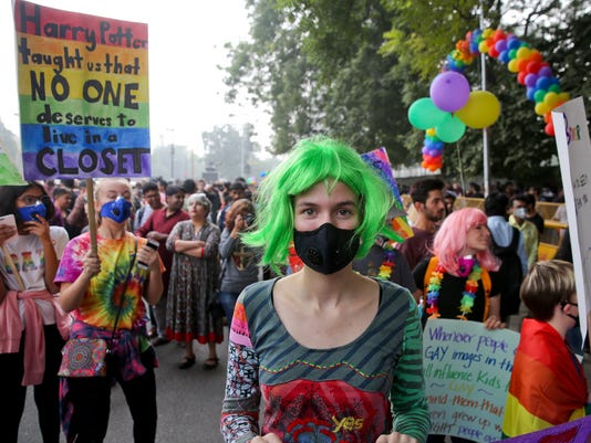 AP INDIA GAY PRIDE I IND