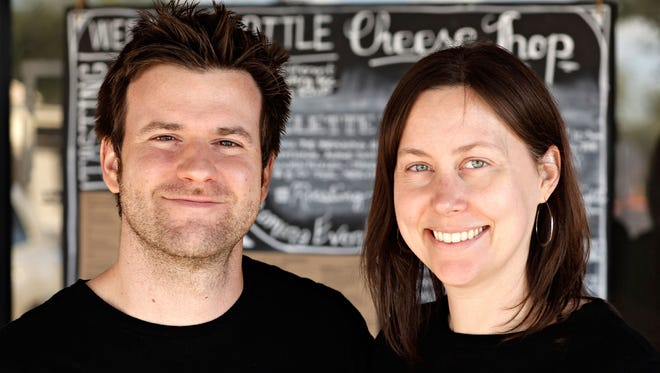 Troy and Krista Daily, the team behind Wedge & Bottle, are joining the forthcoming Helton Brewing Company