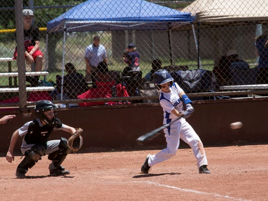 The Southern Utah Wolfpack scored 23 runs en route