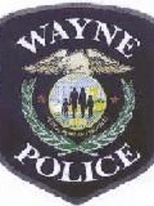wayne police patch