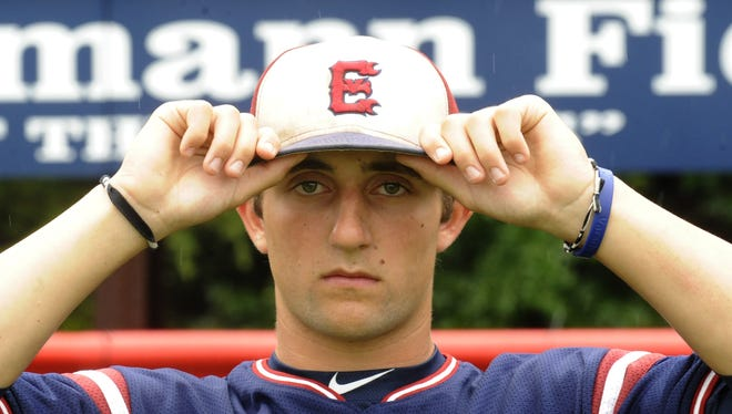Just a sophomore, Jack Herman set single-season records for home runs and hits this season for Eastern High School.