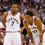 2016 NBA playoffs: Best of second round