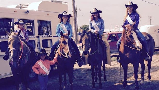 The reigning Eddy County Rodeo royalty will pass their crowns along on June 17.