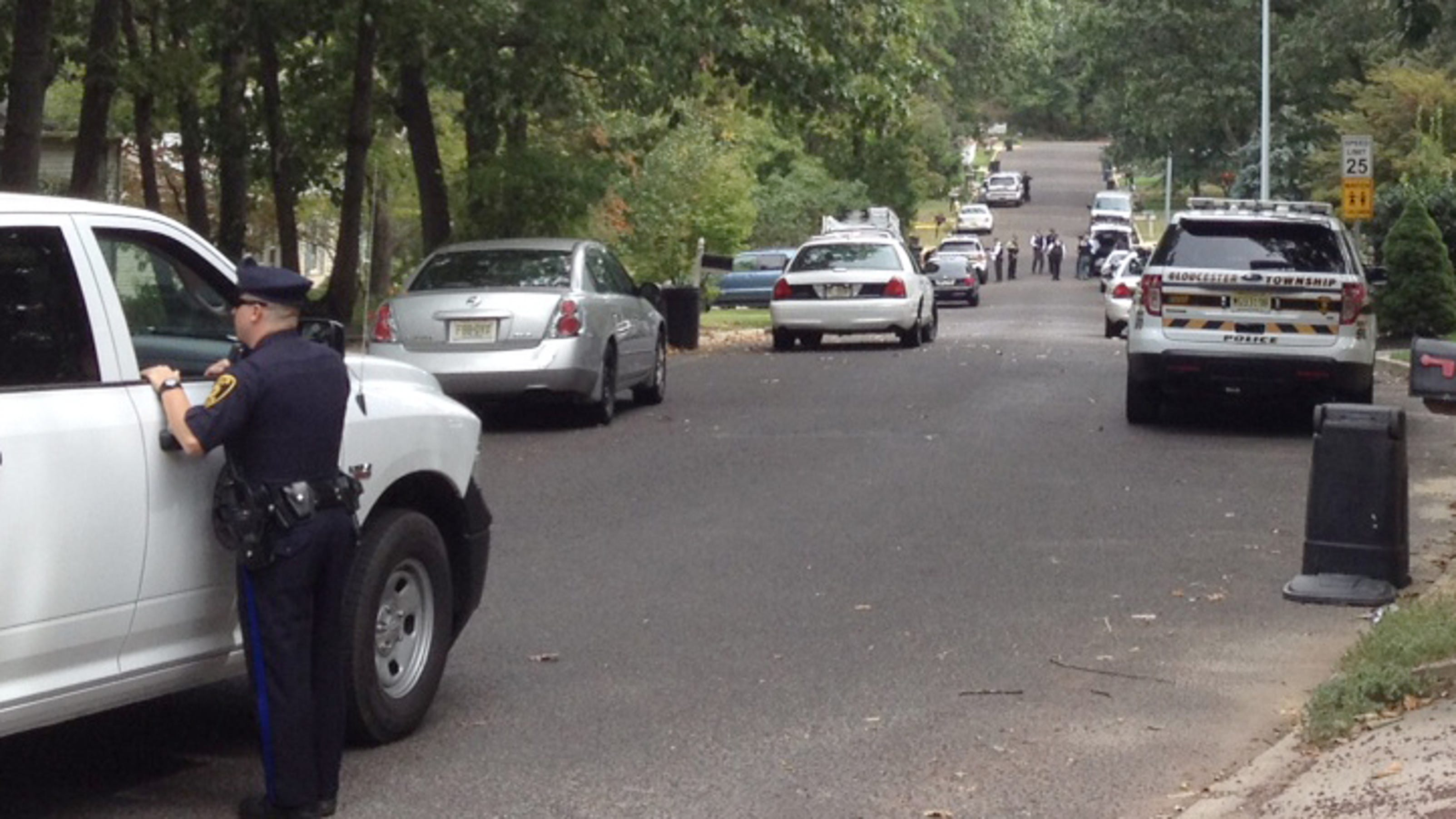2 arrested after Gloucester Twp  home invasion - Cherry Hill
