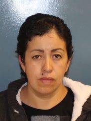 Rosalina Lopez, 39.