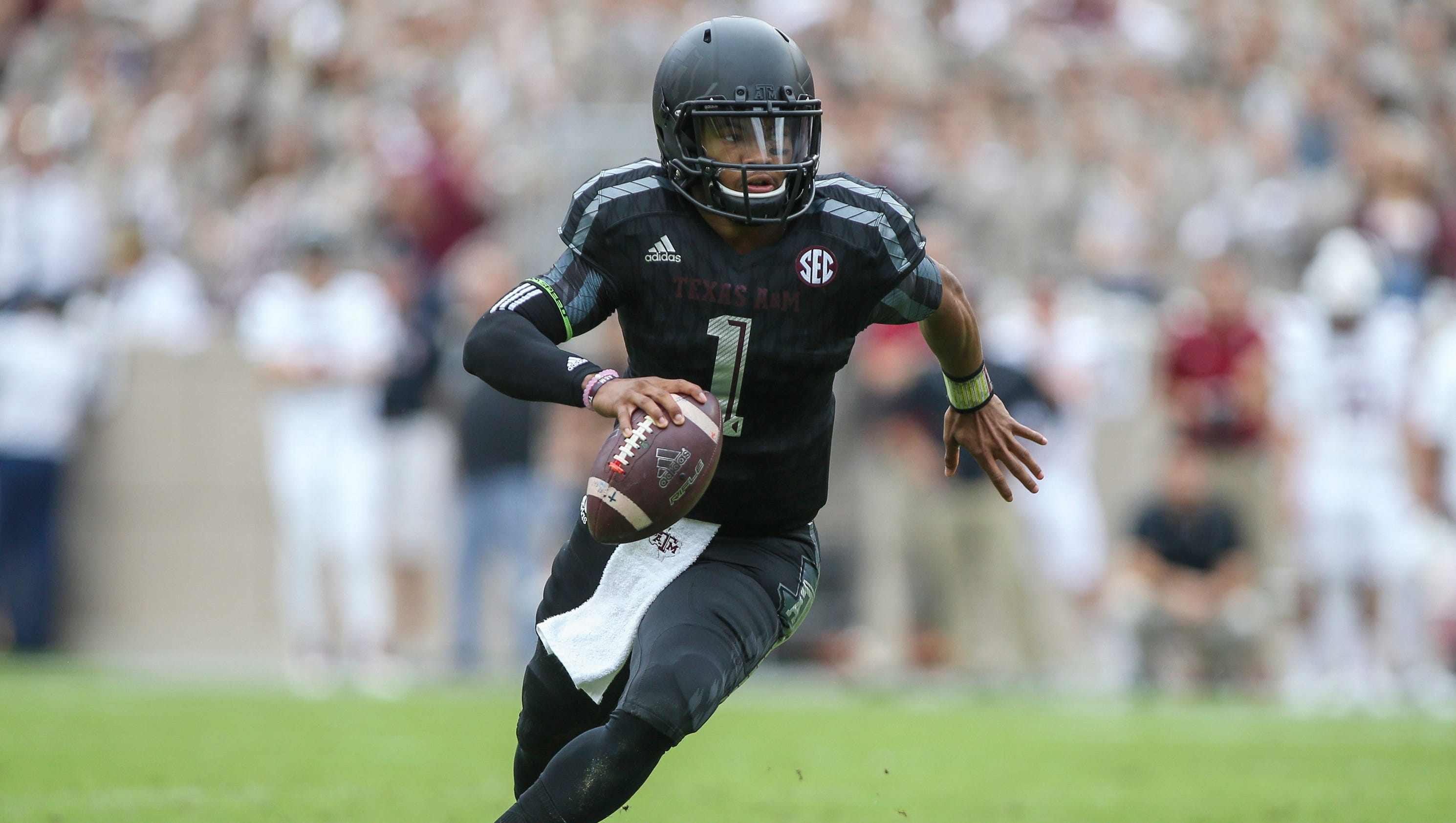 Kyler Murray Excels In First Start To Lift Texas AampM Past