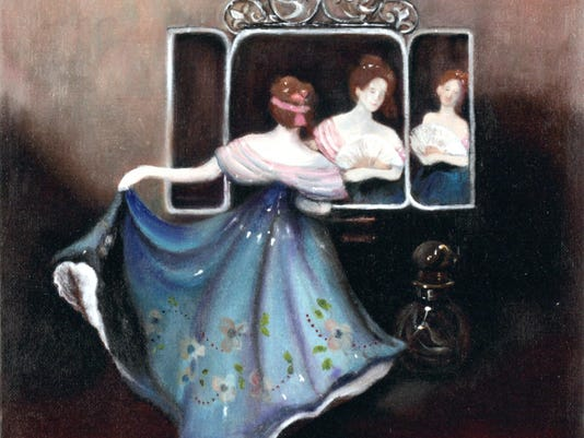 Woman in the Mirror - CBAnderson
