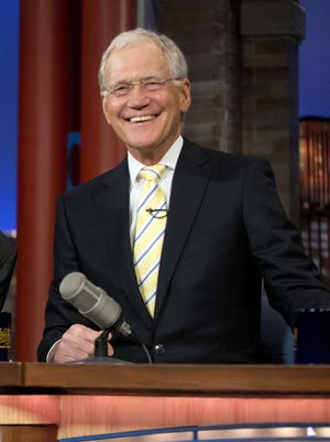 David Letterman came out retirement to roast Donald Trump at a show featuring Martin Short and Steve Martin.