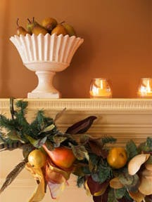 Holiday colors can be a good choice, and so can neutrals.