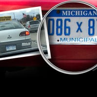 Nearly 600 license plates missing from Detroit schools. What happened?