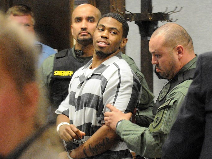 On April 1, Kamron Taylor escaped from the Jerome Combs