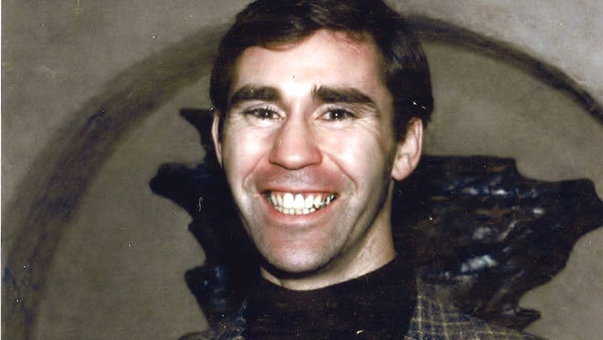 Photo of Ronnie Gibbons -- a missing link to the Brinks robbery.
