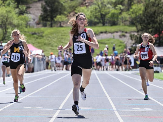 2018 South Dakota State High School Track Meet