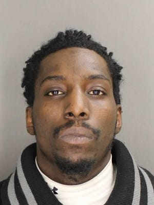 Aaron Wellington, 25, of Harlem has been charged with two burglaries in Bronxville from May 21, 2015. He was arrested Jan. 26, 2016.