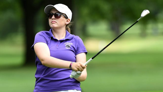 Jackson's Avery Wright, shown here at the Federal League Preseason Tournament, was the Division I state runner-up this past season.