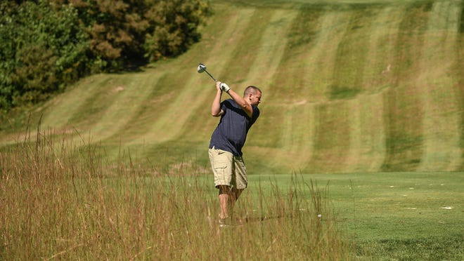 Every hole at The Quarry Golf Club provides scenic splendor to go with challenging golf. The Quarry was recently named the seventh Best Course You Can Play in Ohio by Golfweek.