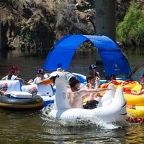 Salt River Tubing 2015