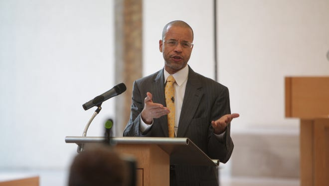 Frank Thomas is a professor of homilectics at Christian Theological Seminary.