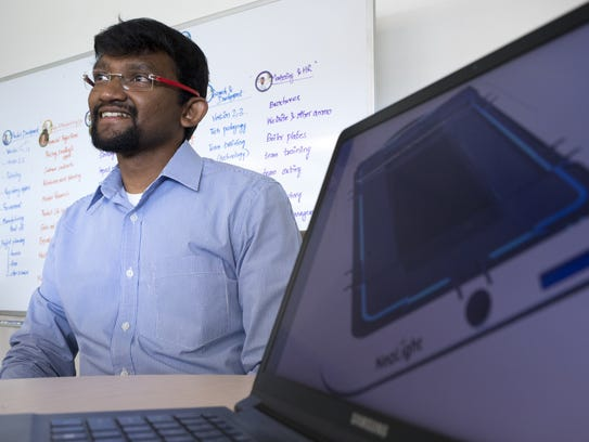 Vivek Kopparthi, co-founder and chief executive officer
