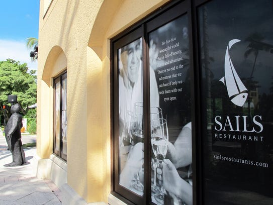 Sails Restaurant is targeted to open by Christmas on