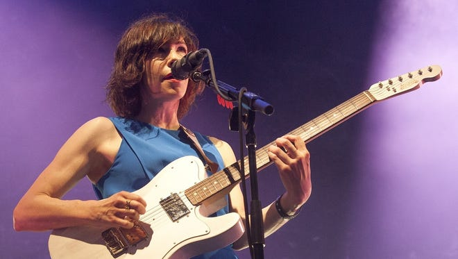 Carrie Brownstein will perform with Sleater-Kinney on Dec. 4 at Old National Centre.