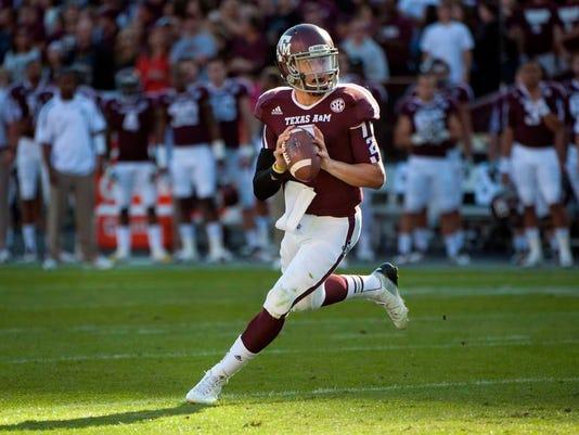 NFL Draft Browns Johnny Football V