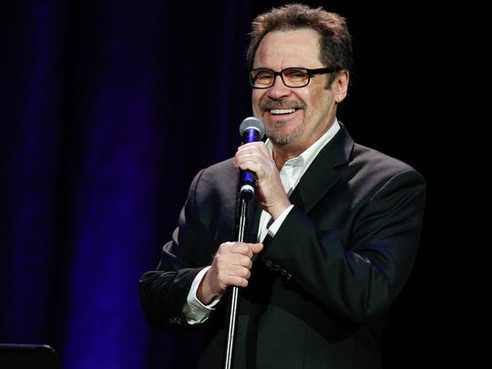 Dennis Miller will record his ninth stand-up special June 23 at the Bijou Theatre in Knoxville. Miller said the special includes a lot of jokes about social media.