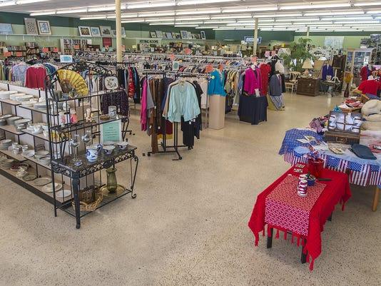 Artful Shopper Community Thrift Store